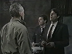 Jim Robinson, Detective Rolfs in Neighbours Episode 1061