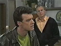 Paul Robinson, Jim Robinson in Neighbours Episode 1062