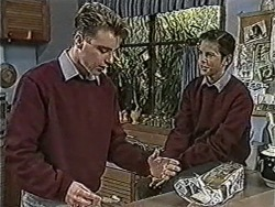 Nick Page, Todd Landers in Neighbours Episode 1064