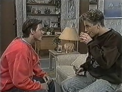 Todd Landers, Nick Page in Neighbours Episode 1064