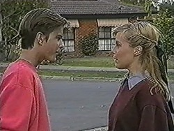 Todd Landers, Melissa Jarrett in Neighbours Episode 1064