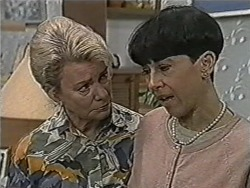 Helen Daniels, Hilary Robinson in Neighbours Episode 1064