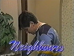Joe Mangel in Neighbours Episode 1064