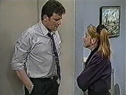 Des Clarke, Melanie Pearson in Neighbours Episode 1066