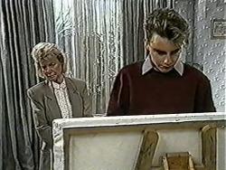 Helen Daniels, Nick Page in Neighbours Episode 1066