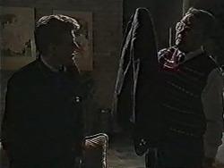 Reverend Richards, Harold Bishop in Neighbours Episode 1067