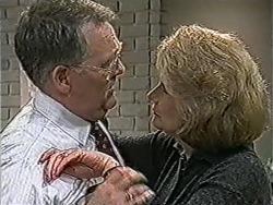 Harold Bishop, Madge Bishop in Neighbours Episode 1067
