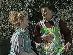 Sharon Davies, Matt Robinson in Neighbours Episode 1067