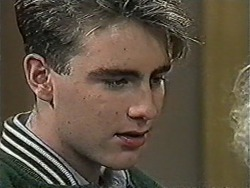 Nick Page in Neighbours Episode 1067