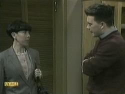 Hilary Robinson, Matt Robinson in Neighbours Episode 1068
