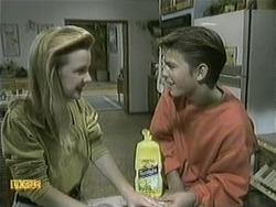 Melissa Jarrett, Todd Landers in Neighbours Episode 1068