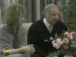 Rona Jarrett, Ben Jarrett in Neighbours Episode 1068