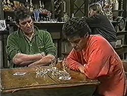 Des Clarke, Paul Robinson in Neighbours Episode 1069