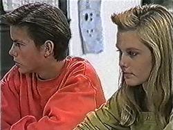 Todd Landers, Melissa Jarrett in Neighbours Episode 1069