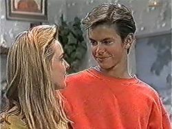 Melissa Jarrett, Todd Landers in Neighbours Episode 1069