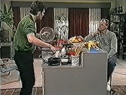 Des Clarke, Jim Robinson in Neighbours Episode 1069