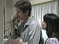 Joe Mangel, Kerry Bishop in Neighbours Episode 1069