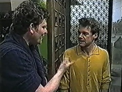 Des Clarke, Paul Robinson in Neighbours Episode 1070