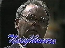 Harold Bishop in Neighbours Episode 1070