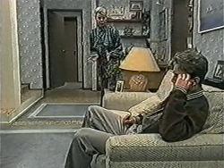 Helen Daniels, Nick Page in Neighbours Episode 1072