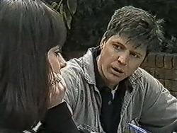 Kerry Bishop, Joe Mangel in Neighbours Episode 1073