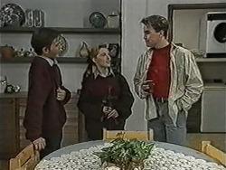 Todd Landers, Melissa Jarrett, Nick Page in Neighbours Episode 1073