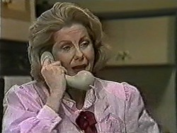 Madge Bishop in Neighbours Episode 1075
