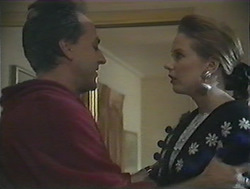 Mr Fletcher, Melanie Pearson in Neighbours Episode 1244