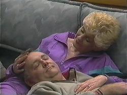 Harold Bishop, Madge Bishop in Neighbours Episode 1245