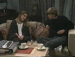 Gemma Ramsay, Ryan McLachlan in Neighbours Episode 1245