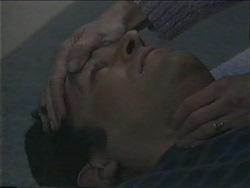 Des Clarke in Neighbours Episode 1255