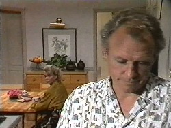 Helen Daniels, Jim Robinson in Neighbours Episode 1831
