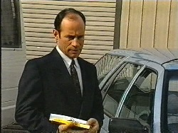 Benito Alessi in Neighbours Episode 1831