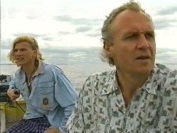 Brad Willis, Jim Robinson in Neighbours Episode 1831