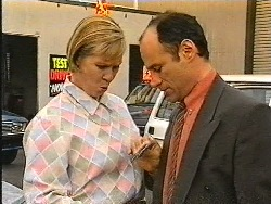 Cathy Alessi, Benito Alessi in Neighbours Episode 1831