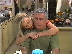 Annalise Hartman, Lou Carpenter in Neighbours Episode 1831