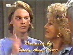 Brett Stark, Cheryl Stark, Lou Carpenter in Neighbours Episode 2120