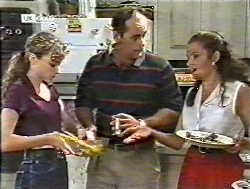 Debbie Martin, Philip Martin, Julie Martin in Neighbours Episode 2120