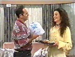 Philip Martin, Gaby Willis in Neighbours Episode 2120