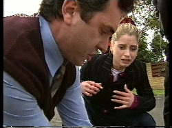 Karl Kennedy, Danni Stark in Neighbours Episode 2711