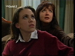 Libby Kennedy, Susan Kennedy in Neighbours Episode 2711