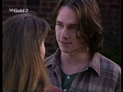 Libby Kennedy, Darren Stark in Neighbours Episode 2711