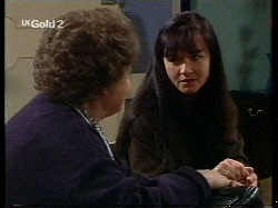 Marlene Kratz, Susan Kennedy in Neighbours Episode 2711