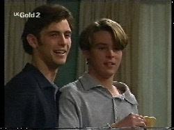 Malcolm Kennedy, Billy Kennedy in Neighbours Episode 2712