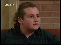Toadie Rebecchi in Neighbours Episode 2712