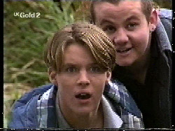 Billy Kennedy, Toadie Rebecchi in Neighbours Episode 2712