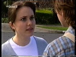 Libby Kennedy, Darren Stark in Neighbours Episode 2713