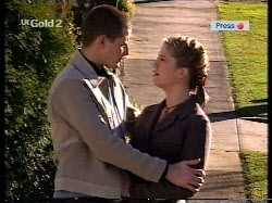 Luke Handley, Danni Stark in Neighbours Episode 2715