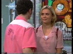 Stonie Rebecchi, Catherine O