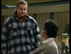 Toadie Rebecchi, Karl Kennedy in Neighbours Episode 2716